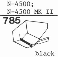 YAMAHA N-4500, N-4500 MK II Stylus, diamond, stereo