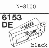 YAMAHA N-8100 Stylus, diamond, elliptical, original