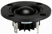 "DAYTON AUDIO ND25FA-4, 1"" Soft Dome Neodymium Tweeter<br />Price per piece"
