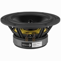 "DAYTON Audio RS180-8, 7"" bass/midrange, black alu cone, Ph.P<br />Price per piece"
