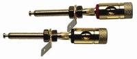 INTERTECHNIK K42-AU/VE/2/2, speaker terminals, 2 pairs