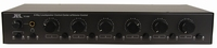Loudspeaker controle unit TC-906 for up to 6 speaker systems<br />Price per piece