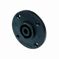 NEUTRIK NL4/MPR, Speakon inlet, 4-pole