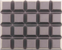 IT RS-09/20, Rubber foot, 20x9mm, set of 20pc.