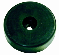 IT RS2-10, Rubber foot, Ø37x10mm, set of 4pc.