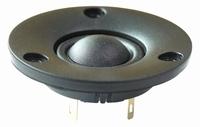 WAVECOR TW022WA02, 22mm tweeter, fabric dome, neodym magnet