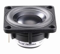 WAVECOR FR040WA02, 35mm full range, aluminium cone