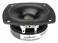 WAVECOR FR090WA01, 80mm full range, aluminium cone