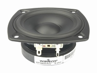 WAVECOR WF090WA01, 80mm bass/midrange, paper cone