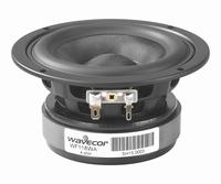 WAVECOR WF118WA06, 10cm bass/midrange, glass fibre cone