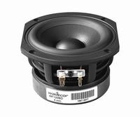 WAVECOR WF120BD09, 11cm bass/midrange, glass fibre cone