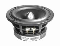 WAVECOR WF152CU14, 14cm bass/midrange, paper cone, phase plu