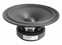 WAVECOR WF168WA01, Mid/woofer 15,2cm, paper cone, 4 Ωs
