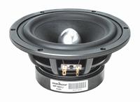 WAVECOR WF182CU12, 17cm bass/midrange, glass fibre cone, ph.
