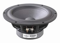 WAVECOR WF223BD02, 21cm bass/midrange, glass fibre cone