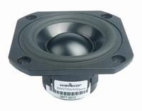 WAVECOR SW070WA02, 6cm bass, aluminium cone