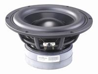 WAVECOR SW223BD03, 21cm bass, aluminium cone