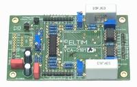 ELTIM VCA-2181A, 2-channel VCA/buffer module