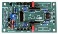 ELTIM VCA-2180A, 2-channel VCA/buffer DIY kit