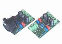 ELTIM BinLout-120x, XLR balanced > line converter module