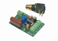 ELTIM Lin/Bout-2134, line to balanced converter module, 0dB<br />Price per piece