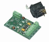 ELTIM BinBout-128x, XLR balanced > balanced buffer module
