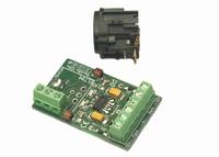 ELTIM Bout/Bin-1280, bal. > XLR bal. module, 0dB<br />Price per piece