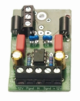 ELTIM Bout/Lin-1646, line to balanced converter module, 6dB<br />Price per piece