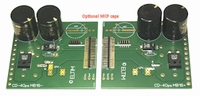 ELTIM CD-40ps MB RQ, Mosfet add-on module, 104x107mm
