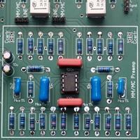 ELTIM MM/MC Preamplifier kit, fixed
