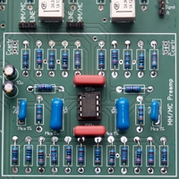 ELTIM MM/MC Preamplifier parts for PRE 230/330