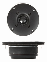 SB Acoustics SB26ADC-C000-4, metal dome tweeter, back chambe