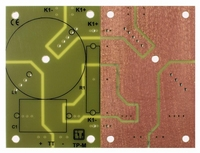 IT LP-M2 TP, Low-pass PCB, for large components, FR4