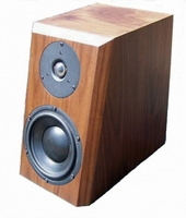 ELTIM CA621, two-way stand/bookshelf speaker kit, mkIII