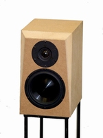 ELTIM E-620, two-way stand/bookshelf speaker kit, mkIII