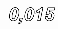 VH-AUDIO CuTF capacitor, 0,015 uF, 5%, 600V