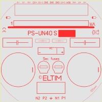 ELTIM PS-UN40S, ST, Power Supply +/-50V, 4A max.