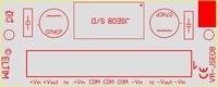 ELTIM VR-JSE08, 8W Spannung Konverter/Regler Modul