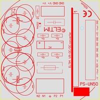 ELTIM PS-UN50 , Power Supply KIT, 6A max