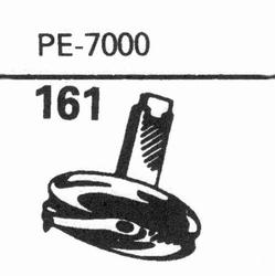 PEPERTUUM EBNER PE-7000 SAPH 2MIL/50 MICRON Stylus, S2MIL<br />Price per piece