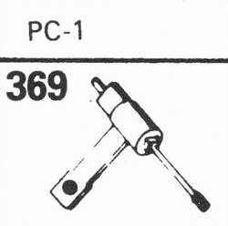 ALLPHON PC-1, styluS, sapphire normal (78rpm) + sapphire ste