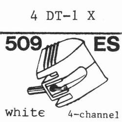 NIVICO 4DT-1X Stylus, SHIBATA<br />Price per piece