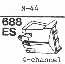 KENWOOD N-44 - SHIBATA Stylus