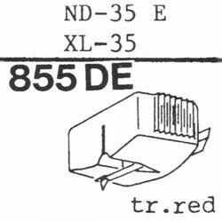 SONY ND-35 E, XL-35 Stylus, DS<br />Price per piece