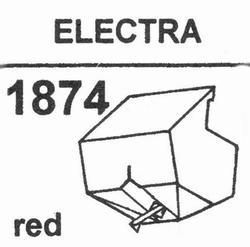 GOLDRING ELEKTRA (D-152-E) Stylus<br />Price per piece