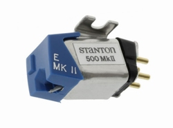 STANTON 500 E MK II, Cartridge