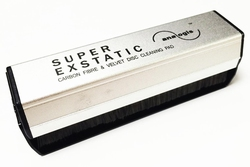 ANALOGIS Brush2, superxtatic record cleaning brush, carbon/v