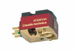 AUDIO TECHNICA AT-33 EV Cartridge<br />Price per piece