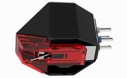 GOLDRING E-1 - RED - SPHERICAL, Cartridge