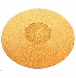 TONAR PURE CORK TURNTABLE MAT<br />Price per piece